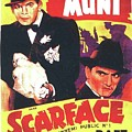Scarface 1932 French Revival Unknown Date by David Lee Guss