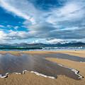 Scarista Beach Isle Of Harris by Richard Burdon