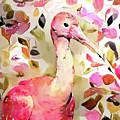 Scarlet Ibis by Bunny Clarke