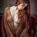 Scarlet Repose by Rikk Flohr