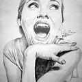 Scarlett Johansson by Sean Leonard