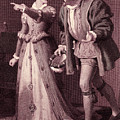 Scene From Much Ado About Nothing By William Shakespeare by Rudolf Eichstaedt
