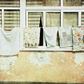 Scene Of Daily Life by Vittorio Chiampan