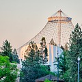 Scenes Around Spokane Washington Downtown by Alex Grichenko