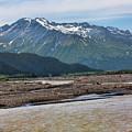 Scenic Alaska Color  by Chuck Kuhn