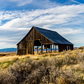 Scenic Barn by Michael Parks