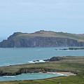 Scenic Blasket Islands As Seen From Slea Head Penninsula by DejaVu Designs