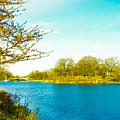 Scenic Branch Brook Park by Srinivasan Venkatarajan