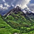 Scenic Glen Coe by Anthony Dezenzio