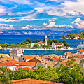 Scenic Island Of Vis Waterfront by Brch Photography