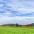 Scenic New York Landscape by Bill Wakeley