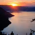 Scenic Pend Oreille by Idaho Scenic Images Linda Lantzy