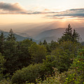 Scenic Smoky Mountains by Doug McPherson