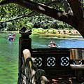 Scenic Tam Coc Boat Tour by Chuck Kuhn