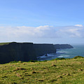 Scenic Views Of The Cliff's Of Moher In Ireland by DejaVu Designs