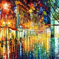 Scent Of Rain by Leonid Afremov