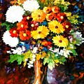 Scent Of The Night by Leonid Afremov