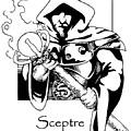 Sceptre by John Haldane