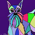 Schnauzer Colors by Terry Chacon