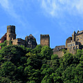 Schoenburg Castle Oberwesel Germany by Louise Heusinkveld