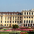 Schonbrunn Palace And Gardens by Thomas Marchessault