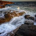 Schoodic Tides by Rick Berk