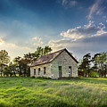 School House by Kent Crow