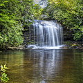 Schoolhouse Falls by Debra and Dave Vanderlaan