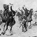 Schreyvogel: Attack, 1905 by Granger