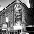 schubert theatre featuring hello dolly New York City USA by Joe Fox
