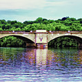 Schuylkill River by Bill Cannon