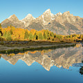 Schwabacher Sunrise by D Robert Franz