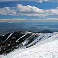 Schweitzer Mountain Ski Area by Cindy Murphy - NightVisions