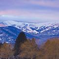 Schweitzer Ski Area by Albert Seger