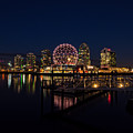 Science World Nocturnal by Gary Karlsen