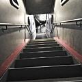 Scifi Hallway by Robert Ponzoni