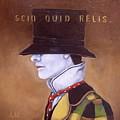 Scio Quid Relis by Ixchel Amor