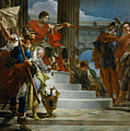 Scipio Africanus Freeing Massiva by Giovanni Battista Tiepolo