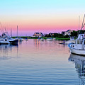 Scituate Harbor Sunset by Jeremie Doucette