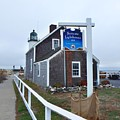 Scituate Lighthouse 1 by Kim Angely