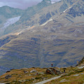 Scoping The Alps by Jeffrey Hamilton