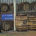 Scotch Whiskey - Barrels - Macallan by Jan Dappen