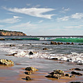 Scotchmans Cove Crystal Cove by Cliff Wassmann