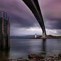 Scotland Skye Bridge by Nina Papiorek
