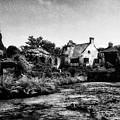Scotney Castle In Kent by Toula Mavridou-Messer