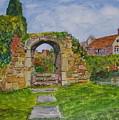 Scotney Castle Lamberhurst Kent by Tony Williams