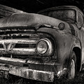 Scotopic Vision 6 - 53 Ford by Pete Hellmann