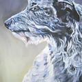 Scottish Deerhound by Lee Ann Shepard