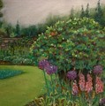 Scottish Garden by M J Venrick