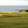 Scottish Golf by Jim Macdonald